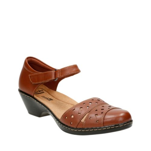 Wendy Laurel Tan Leather sale-womens