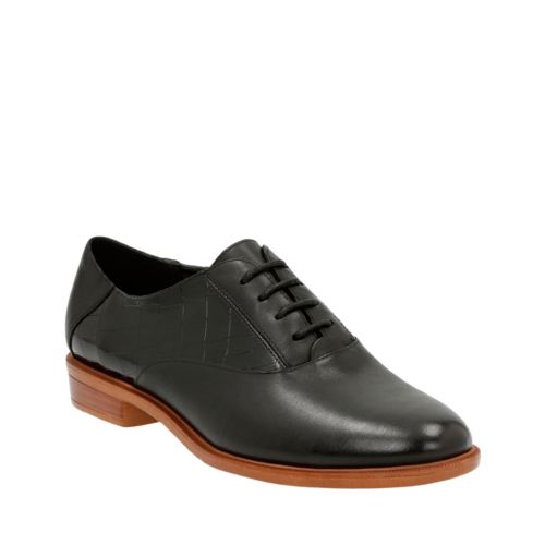 Taylor Beauty Black Leather womens-somerset