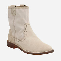 Cabaret Stage Sand Suede womens-boots