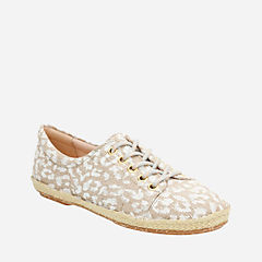 Clovelly Cool Leopard Print Canvas womens-casual-shoes