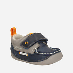 Cruiser Deck Baby Navy Combi boys-pre-walker