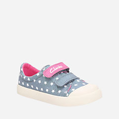 Halcy Hana First Denim Canvas girls-first