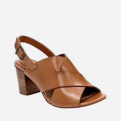 Ralene Vive Tan Leather womens-sandals