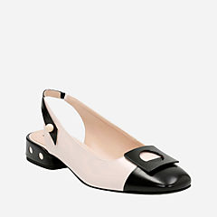 Swixties Pop Nude Pink Patent womens-heels