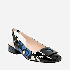 Swixties Pop Floral Patent womens-heels