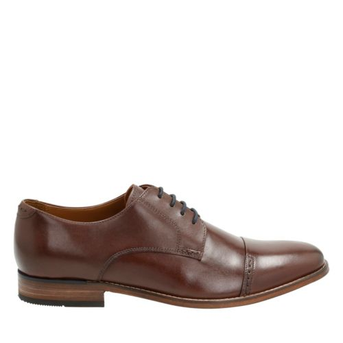 Narrate Cap Chestnut Leather bostonian-view-all