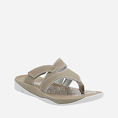 Tresca Track Sage Synthetic womens-flip-flops-sandals
