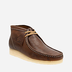 Men's Wallabee Boot Bronze/Brown originals-mens-boots