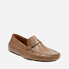 Ashmont Bit Tan Leather mens-casual-shoes