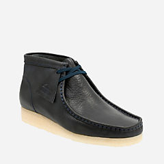 Men's Wallabee Boot Navy mens-originals-wallabee-boots