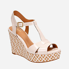 Amelia Roma Nude Pink Leather womens-sandals