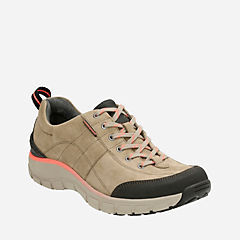 Wave.Trek Taupe Nubuck womens-active