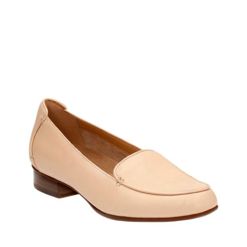 Keesha Luca Nude Leather womens-dress-shoes