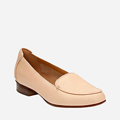 Keesha Luca Nude Leather womens-flats