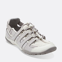 Vailee Frost Light Grey Nubuck womens-active