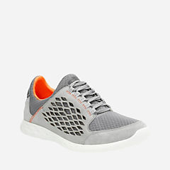 Seremax Lace Grey Suede mens-active