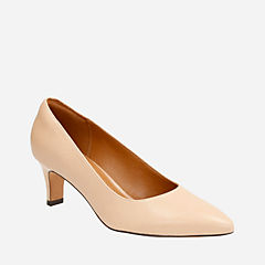 Crewso Wick Nude Leather womens-kitten-heels