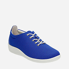 Sillian Tino Blue Synthetic womens-active