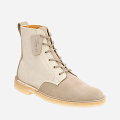 Desert Mali Sand Suede/Canvas Combi originals-mens-boots