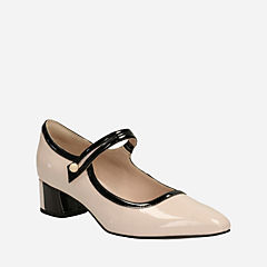 Swixties Faye Nude Pink Patent womens-view-all