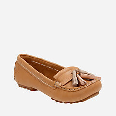 Evesham Rhythm Tan Leather womens-casual-shoes