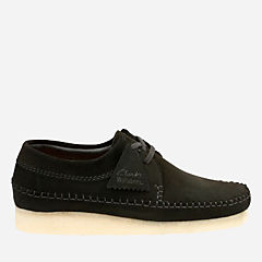 Weaver Black Suede originals-mens-shoes