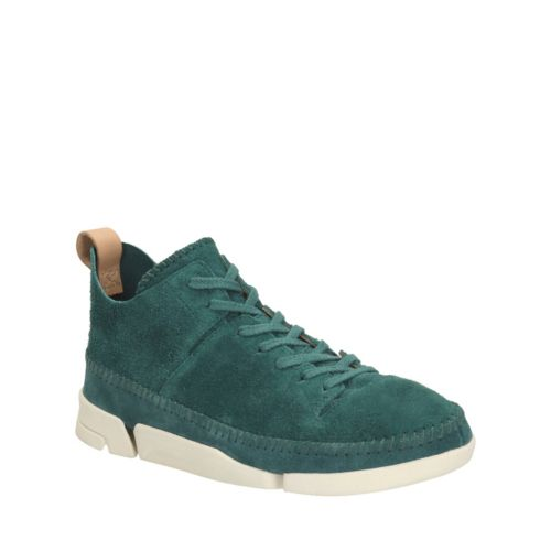 Trigenic Flex Teal Suede originals-mens-trigenics