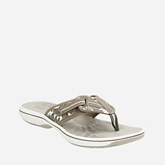 Brinkley Jazz Sage Camo Synthetic womens-sandals