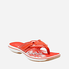 Breeze Mila Grenadine Synthetic womens-flip-flops-sandals