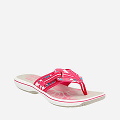 Brinkley Jazz Fuchsia Camo Synthetic womens-sandals