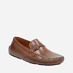 Ashmont Bit Cognac Leather mens-casual-shoes