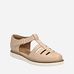 Glick Delta Nude Leather womens-transitional-shoes