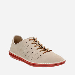 Tamho Race Sand Suede mens-casual-shoes