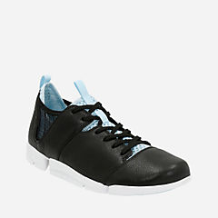 Tri Active Black Leather womens-active