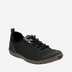 Ibeeck Lace Black Mesh womens-active