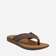 Beayer Walk Brown mens-sandals