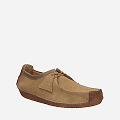 Natalie Oakwood Suede Painted Sole originals-mens