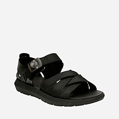 Jacala Strap Black mens-sandals