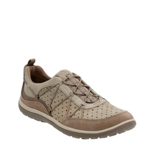 Aria Flyer Brown Leather womens-active
