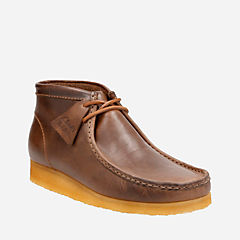 Wallabee Boot Camel Leather originals-mens