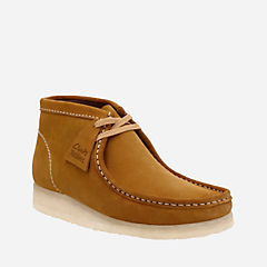 Wallabee Boot Bronze Suede originals-mens