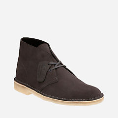 Desert Boot Charcoal Suede originals-mens-desert-boots