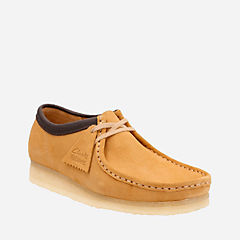 Wallabee Camel Suede originals-mens-shoes