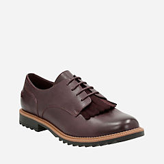 Griffin Mabel Aubergine Leather womens-view-all