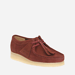 Wallabee Nut Brown Suede originals-womens-shoes