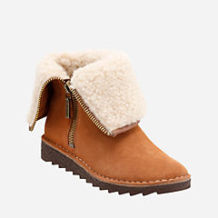 Olso Beth Tan Suede womens-ankle-boots
