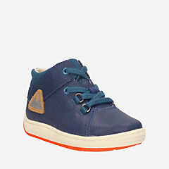 Maxi Made First  Blue Leather boys-shoes