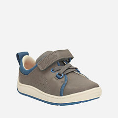Maxi Tay First  Grey Leather kids-school-promo