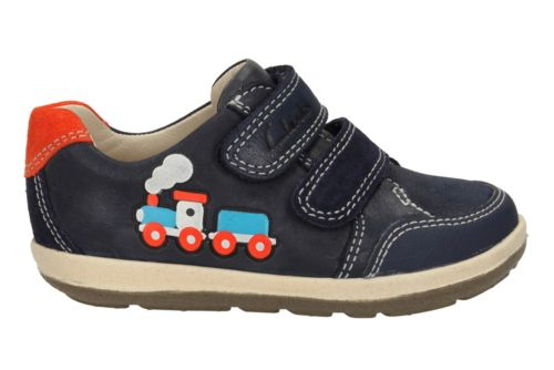 Softy Tom First  Navy Leather kids-school-promo