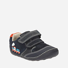 Tiny Tom Baby  Navy Leather kids-school-promo